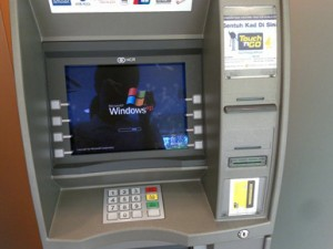 Windows XP ATM