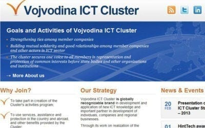 Promocija Vojvodanskog ICT klastera – izvozna šansa Srbije
