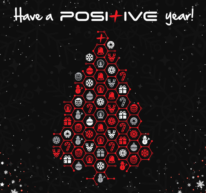 Have a POSITIVE Year