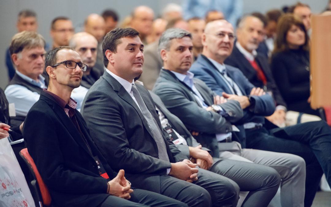 ĐOKOVIĆ OTVORIO KONFERENCIJU BITS 2019- IT's BUSINESS
