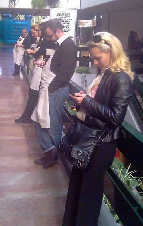 Šta rade blogeri? Tweetaju :)